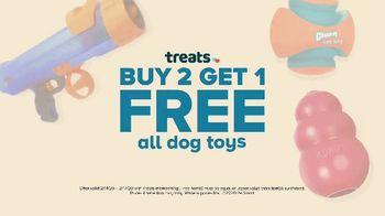 PetSmart Presidents Day Sale TV Spot, 'Dog Treats' - Thumbnail 6