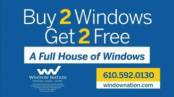 Window Nation TV Spot, 'Experience: Buy Two Get Two Free' - Thumbnail 9