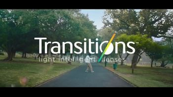 Transitions Optical Gen 8 Lenses TV Spot, 'A Good Feeling: Four New Style Colors' Song by Pigeon John - Thumbnail 1