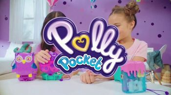 Polly Pocket Compacts TV Spot, 'How's the View?'
