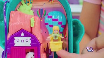 Polly Pocket Compacts TV Spot, 'How's the View?' - Thumbnail 5