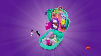 Polly Pocket Compacts TV Spot, 'How's the View?' - Thumbnail 8
