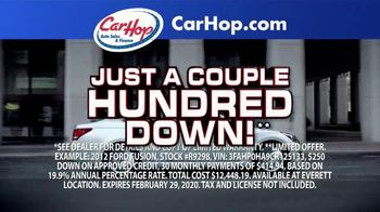 CarHop Auto Sales & Finance TV Spot, 'Get a Great Used Car' - Thumbnail 3