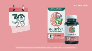 Neuriva TV Spot, 'Five Factors of Brain Health' - Thumbnail 10