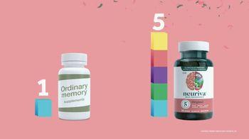 Neuriva TV Spot, 'Five Factors of Brain Health' - Thumbnail 6