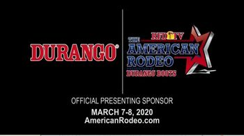 The American Rodeo TV Spot, '2020: Get Ready' - Thumbnail 9