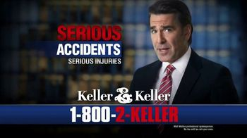 Keller & Keller TV Spot, 'Whole Future'
