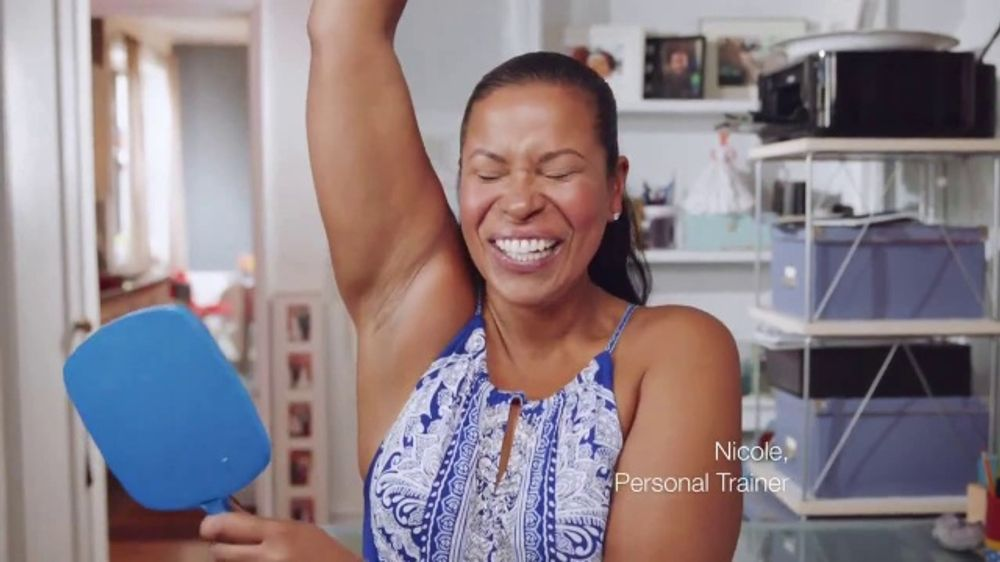 Dove Skin Care Even Tone Antiperspirant TV Commercial, 'Anticipation'