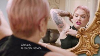 Dove Skin Care Even Tone Antiperspirant TV Spot, 'Anticipation' - Thumbnail 6