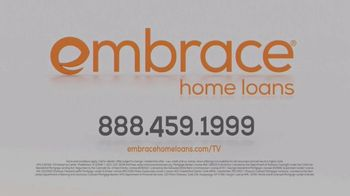 Embrace Home Loans TV Spot, 'Get your Mortgage the Easy Way with Embrace Home Loans' - Thumbnail 9