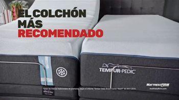 Mattress Firm Venta del Día de los Presidentes TV Spot, 'Juegos de colchones' [Spanish] - Thumbnail 7