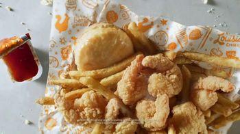 Popeyes $6 Buttermilk Biscuit Shrimp TV Spot, 'Gripstagram' - 445 commercial airings