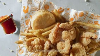Popeyes $6 Buttermilk Biscuit Shrimp TV Spot, 'Gripstagram'