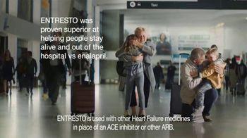 Entresto TV Spot, 'The Beat Goes On: Airport' - Thumbnail 4