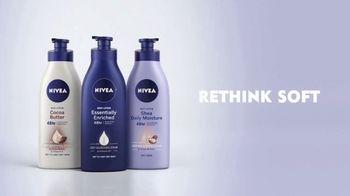 Nivea Essentially Enriched Body Lotion TV Spot, 'Rethink Soft: School: Body Wash' - Thumbnail 8