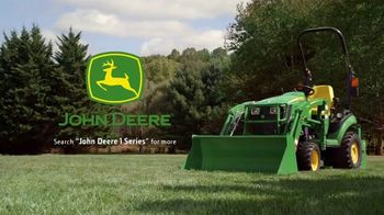 John Deere 1 Series TV Spot, 'Run With Us' - Thumbnail 10