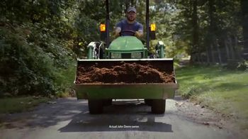 John Deere 1 Series TV Spot, 'Run With Us'