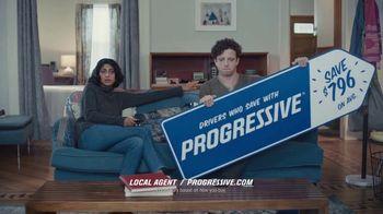 Progressive TV Spot, 'Sign Spinner: Forearms' - Thumbnail 10