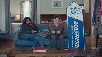 Progressive TV Spot, 'Sign Spinner: Forearms' - Thumbnail 2