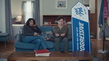 Progressive TV Spot, 'Sign Spinner: Forearms' - Thumbnail 3