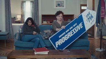 Progressive TV Spot, 'Sign Spinner: Forearms' - Thumbnail 8