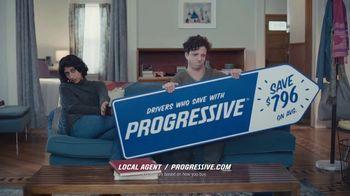 Progressive TV Spot, 'Sign Spinner: Forearms' - Thumbnail 9