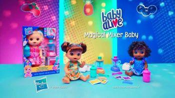 Baby Alive Magical Mixer Baby TV Spot, 'Mix It' - Thumbnail 9