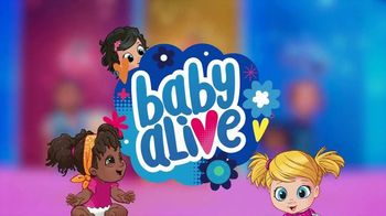 Baby Alive Magical Mixer Baby TV Spot, 'Mix It' - Thumbnail 1
