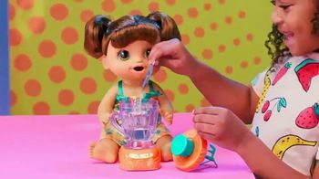 Baby Alive Magical Mixer Baby TV Spot, 'Mix It' - Thumbnail 4