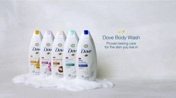 Dove Deep Moisture Body Wash TV Spot, 'Skin Stories' - Thumbnail 10