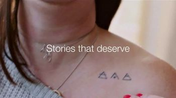 Dove Deep Moisture Body Wash TV Spot, 'Skin Stories' - Thumbnail 4