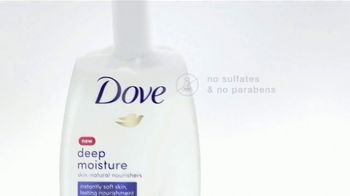Dove Deep Moisture Body Wash TV Spot, 'Skin Stories' - Thumbnail 5