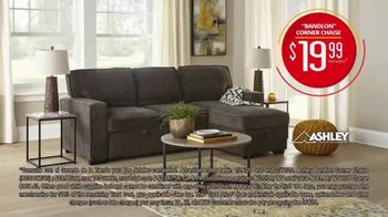Rent-A-Center TV Spot, 'Stuff Happens: Ashley Corner Sofa' - Thumbnail 5