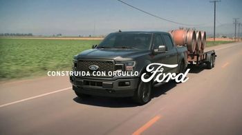 2020 Ford F-150 TV Spot, 'Tres princesas: cámara de respaldo' [Spanish] [T1] - Thumbnail 8