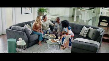 Ashley HomeStore Presidents Day Savings TV Spot, 'Onward: Save up to 30 Percent' - Thumbnail 1