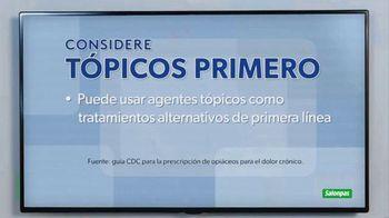 Salonpas TV Spot, 'José: no adictivo' [Spanish]