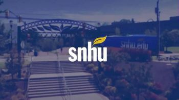 Southern New Hampshire University TV Spot, 'Take Your Military Experience Further: Transfer to SNHU' - Thumbnail 1