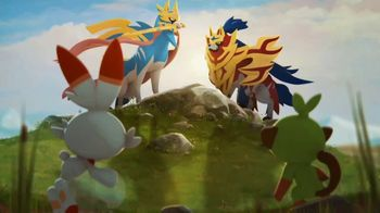 Pokemon TGC: Sword & Shield TV Spot, 'Here They Come'