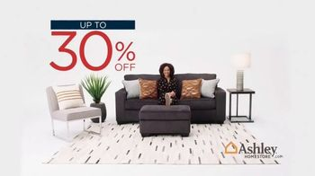 Ashley HomeStore Presidents Day Sale TV Spot, '30 Percent Off and Doorbusters' Song by Midnight Riot