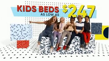 Rooms to Go Kids Presidents Day Sale TV Spot, 'Beds and Bedrooms' - Thumbnail 3
