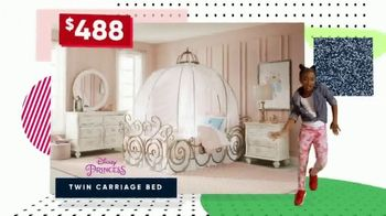 Rooms to Go Kids Presidents Day Sale TV Spot, 'Beds and Bedrooms' - Thumbnail 4