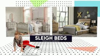 Rooms to Go Kids Presidents Day Sale TV Spot, 'Beds and Bedrooms' - Thumbnail 5