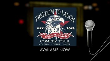 FOX Nation TV Spot, 'Freedom to Laugh Comedy Tour' - Thumbnail 9