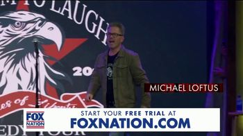 FOX Nation TV Spot, 'Freedom to Laugh Comedy Tour' - Thumbnail 5