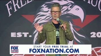 FOX Nation TV Spot, 'Freedom to Laugh Comedy Tour' - Thumbnail 6