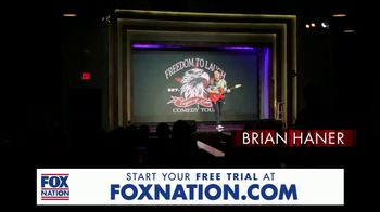 FOX Nation TV Spot, 'Freedom to Laugh Comedy Tour' - Thumbnail 7