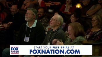 FOX Nation TV Spot, 'Freedom to Laugh Comedy Tour' - Thumbnail 8