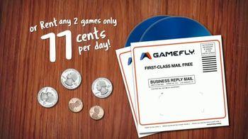 GameFly.com TV Spot, 'Spare Change' - Thumbnail 7