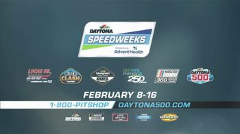 Daytona International Speedway TV Spot, '2020 Daytona Speedweeks' - Thumbnail 6