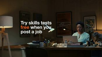 Indeed Skills Tests TV Spot, 'Groundhog' - Thumbnail 9